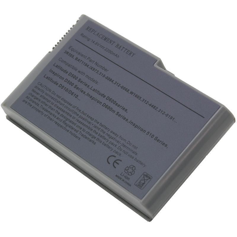 DELL Latitude D520 battery